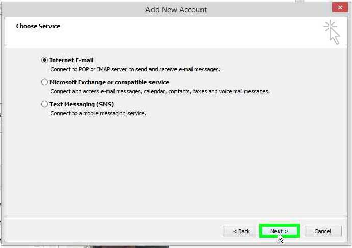 how to add an email account to outlook live